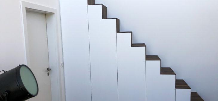 Escalier – Armoire